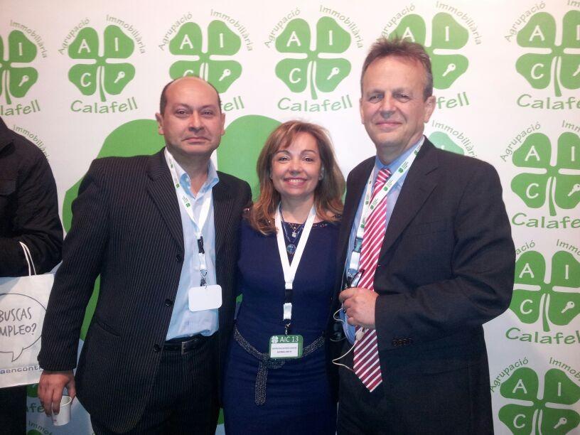 AEIC 2012 entre 2 maestros