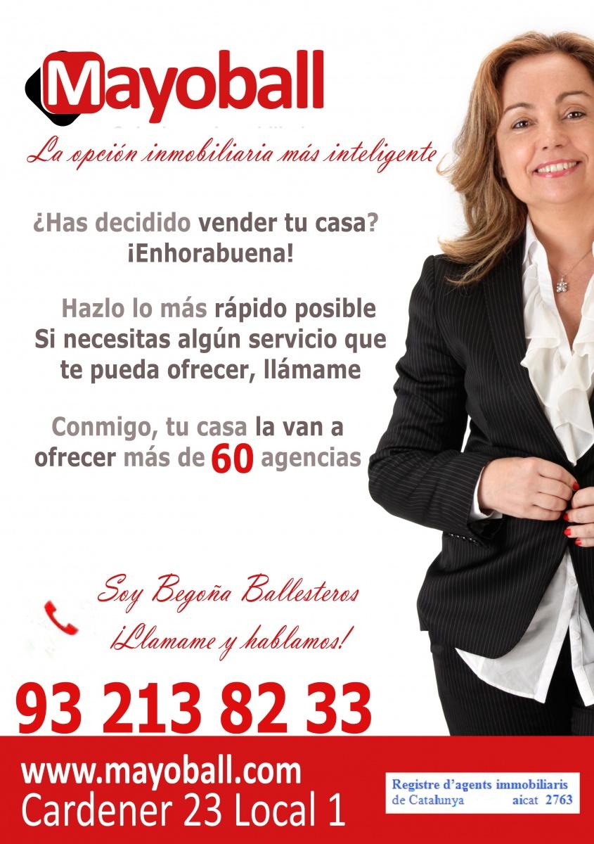 Inspecciones inmobiliarias bego a de mayoball barcelona - Agente inmobiliario barcelona ...