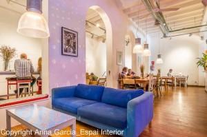 cafeteria foto Anna