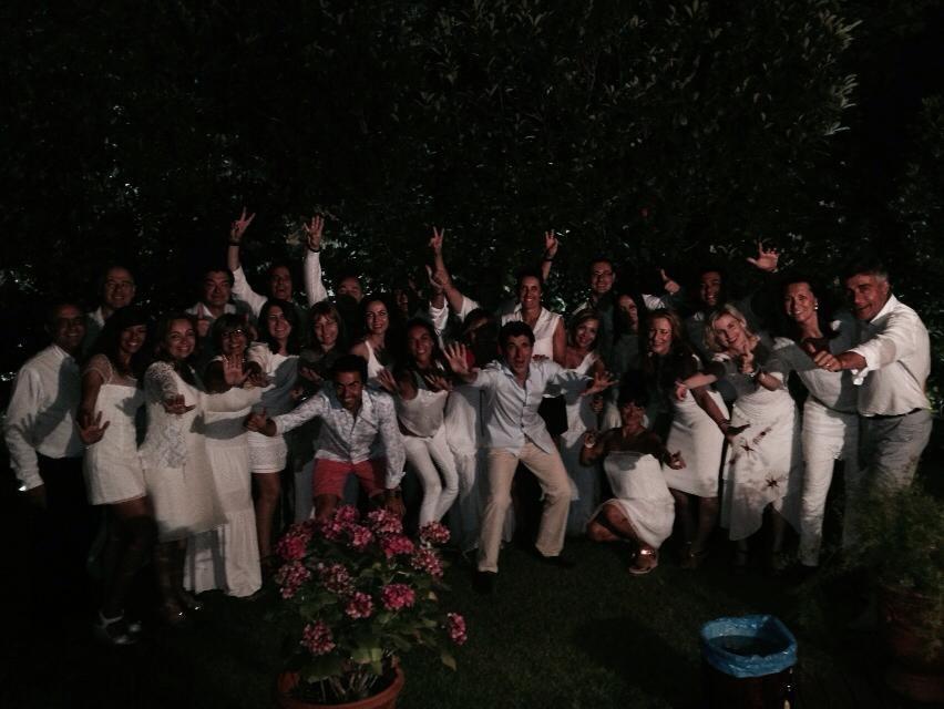 la fiesta de Nello D'Angelo