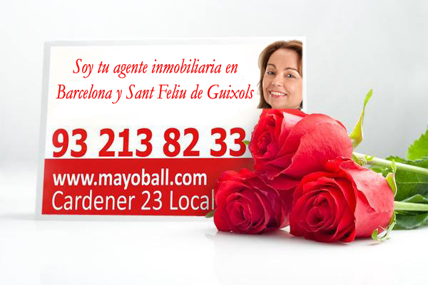 agente inmobiliaria Barcelona Sant Feliu Guixols