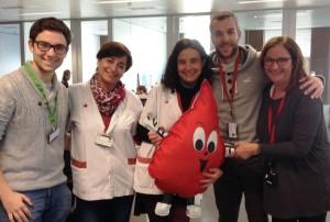 banco de sangre Barcelona