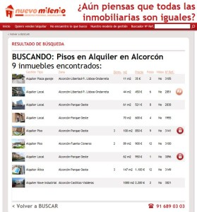 Alquiler Alcorcón Madrid