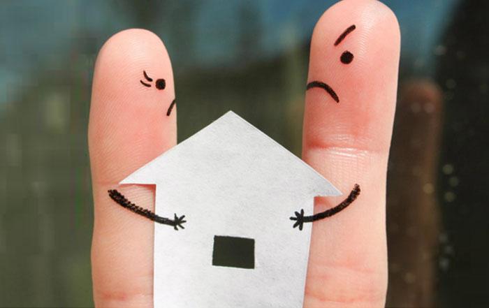 ¿Qué pasa con la vivienda en caso de divorcio?