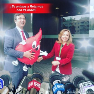 Reto inmobiliaria donar sangreBarcelona